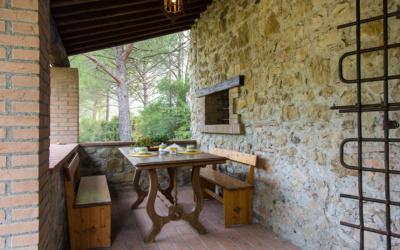 Cottage La Sassa 1 Veranda 03