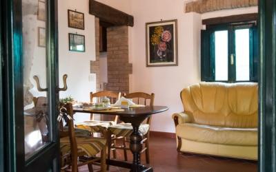 Cottage La Sassa 1 Wohnbereich 01
