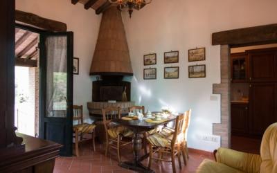 Cottage La Sassa 1 Wohnbereich 02