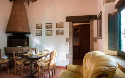 Cottage La Sassa 1 Wohnbereich 03