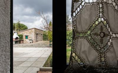 Ferienhaus Canneto 2 Eingangstür 01