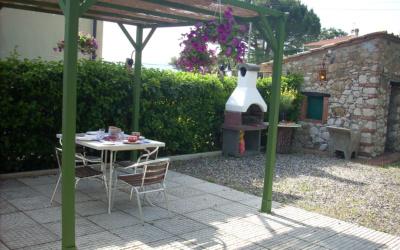 Ferienhaus Canneto 2 Terrasse 02