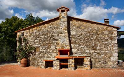 Ferienhaus Chianti 2 Außenansichten 01