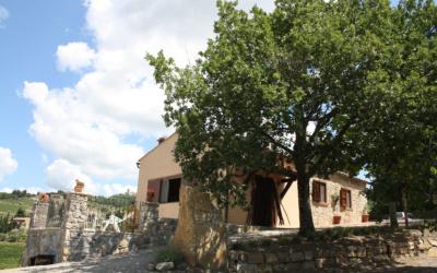 Ferienhaus Chianti 2 Außenansichten 02