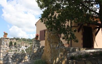 Ferienhaus Chianti 2 Außenansichten 03