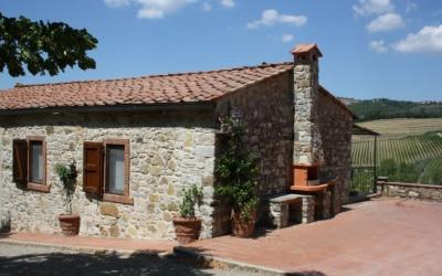 Ferienhaus Chianti 2 Außenansichten 04