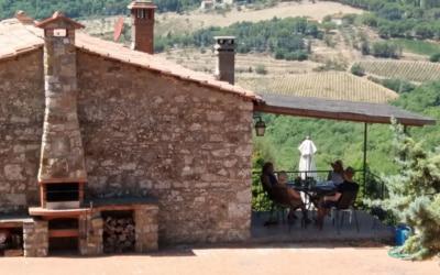 Ferienhaus Chianti 2 Außenansichten 06