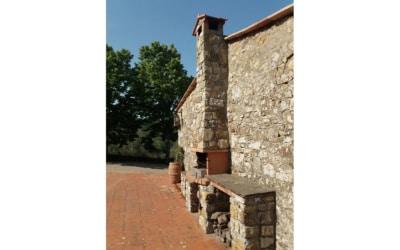 Ferienhaus Chianti 2 Außenansichten 09