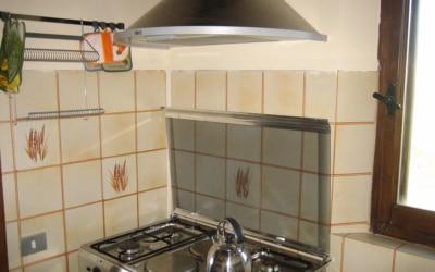 Ferienhaus Chianti 2 Küche 01