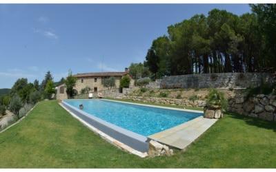 Ferienhaus Chianti 2 Pool 02