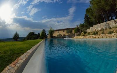 Ferienhaus Chianti 2 Pool 03