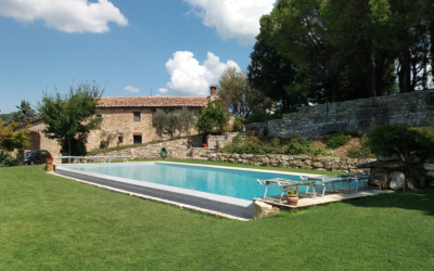 Ferienhaus Chianti 2 Pool 04