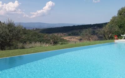 Ferienhaus Chianti 2 Pool 05
