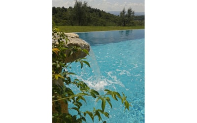 Ferienhaus Chianti 2 Pool 07