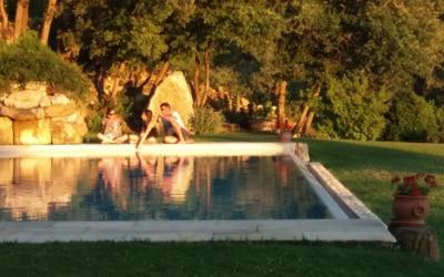 Ferienhaus Chianti 2 Pool 08