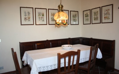 Ferienhaus Chianti 2 Wohnraum 02