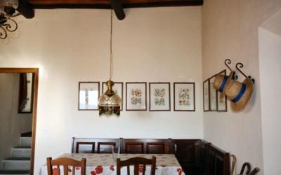 Ferienhaus Chianti 2 Wohnraum 03