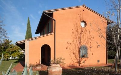 Ferienhaus Peccioli 1 Außenansichten 02