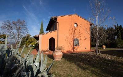 Ferienhaus Peccioli 1 Außenansichten 04
