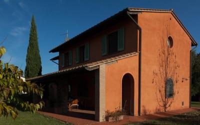 Ferienhaus Peccioli 1 Außenansichten 05