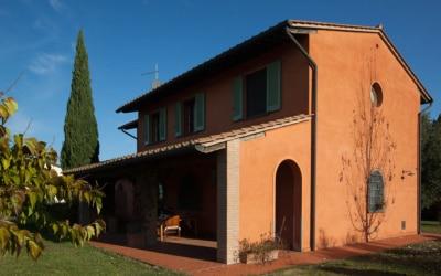 Ferienhaus Peccioli 1 Außenansichten 06