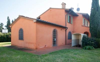Ferienhaus Peccioli 1 Außenansichten 09