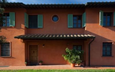 Ferienhaus Peccioli 1 Außenansichten 10