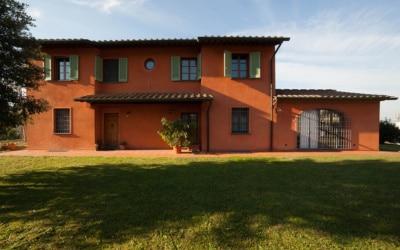 Ferienhaus Peccioli 1 Außenansichten 11