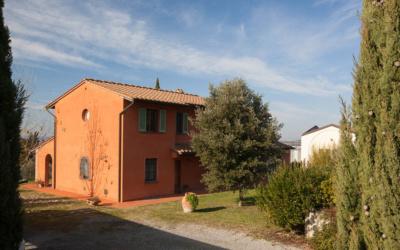 Ferienhaus Peccioli 1 Außenansichten 12