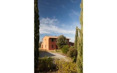 Ferienhaus Peccioli 1 Außenansichten 13