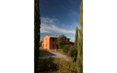 Ferienhaus Peccioli 1 Außenansichten 14