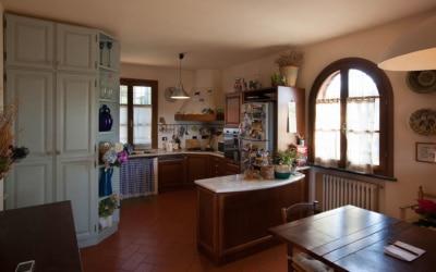 Ferienhaus Peccioli 1 Küche 01