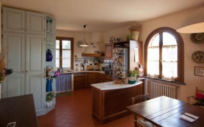 Ferienhaus Peccioli 1 Küche 02