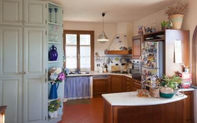 Ferienhaus Peccioli 1 Küche 03