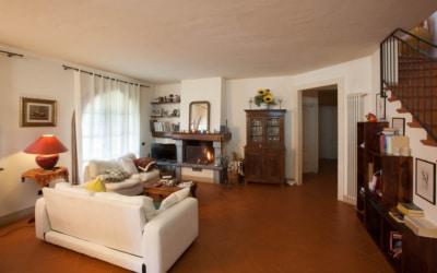 Ferienhaus Peccioli 1 Wohnraum 01