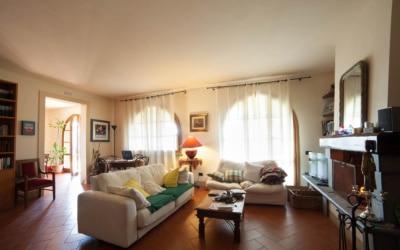 Ferienhaus Peccioli 1 Wohnraum 02