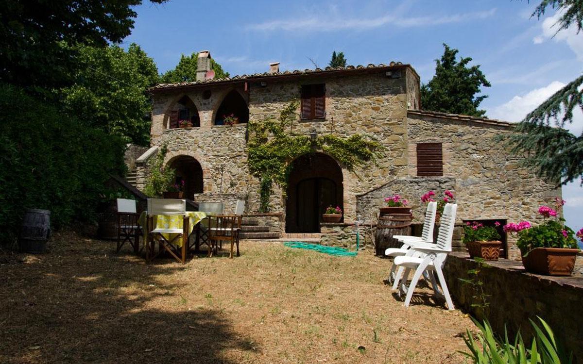 Ferienhaus Rivalto 3 Außenansicht 01