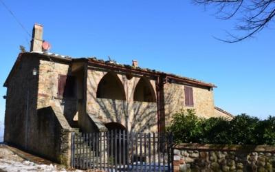 Ferienhaus Rivalto 3 Außenansicht 11