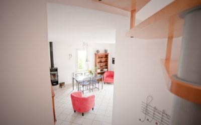 Ferienhaus Sassetta Wohnbereich 01