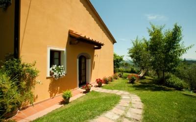 Ferienhaus Toskana 2 Eingang Pero 03