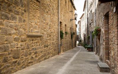Ferienwohnung Canneto 1 Borgo in der Stadtmauer 01