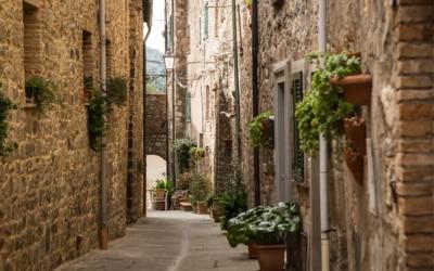 Ferienwohnung Canneto 1 Borgo in der Stadtmauer 02