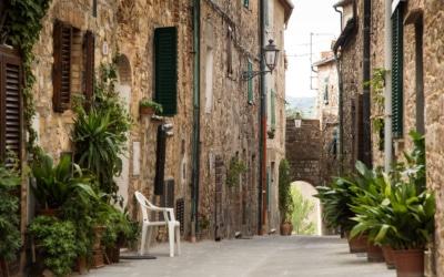 Ferienwohnung Canneto 1 Borgo in der Stadtmauer 03