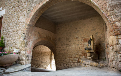 Ferienwohnung Canneto 1 Borgo in der Stadtmauer 05
