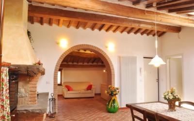 Ferienwohnung Chianni 5 Wohnbereich 12