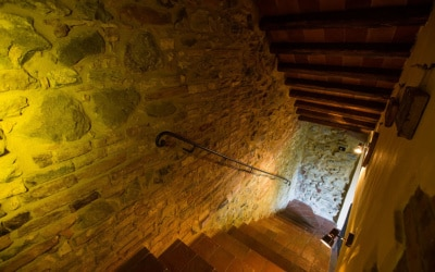Ferienwohnung Chianni 6 Treppe 01
