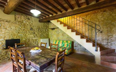 Ferienwohnung Chianni 6 Wohnküche 05