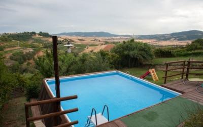 Ferienwohnung Morrona 1 Pool 01