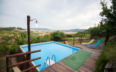 Ferienwohnung Morrona 1 Pool 02