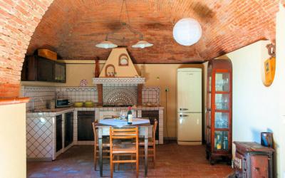 Ferienwohnung Morrona 1 Wohnküche 02
